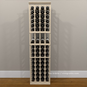 Full Height Wine Display