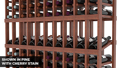 Full Height Display Wine Cellars