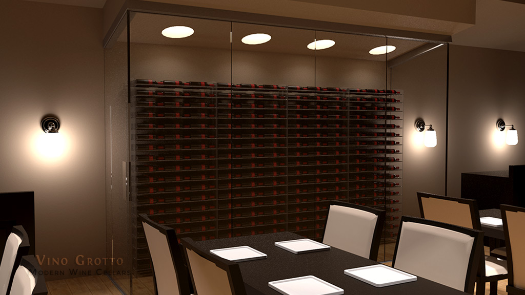 Evolution Series Wine Racks - Vino Grotto