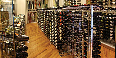 Commercial Series Wine Racks