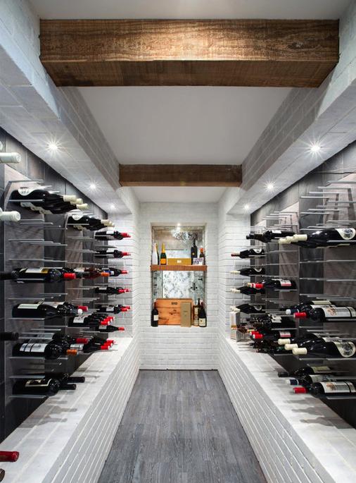 Modern Wine Cellars Innovative Designs By Vino Grotto