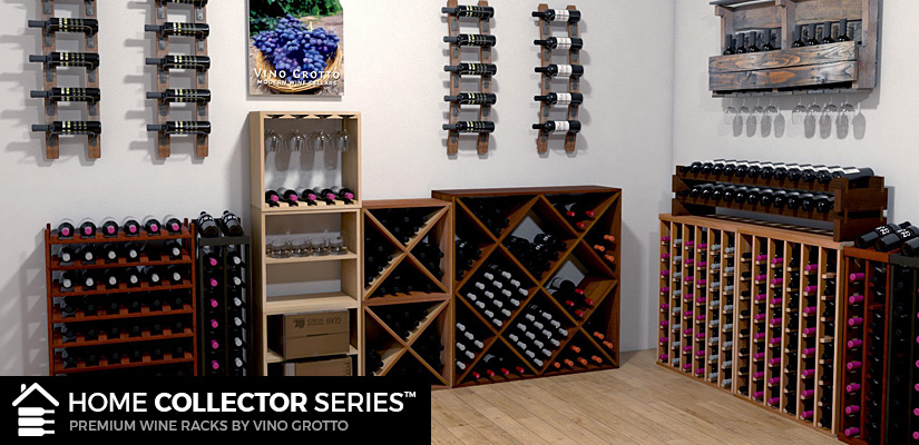 Home Collector Wine Racks by Vino Grotto