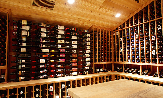 Wine cellar design services by vino grotto free 3d design for Wine cellar design ideas