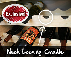 Exclusive Neck Locking Cradle