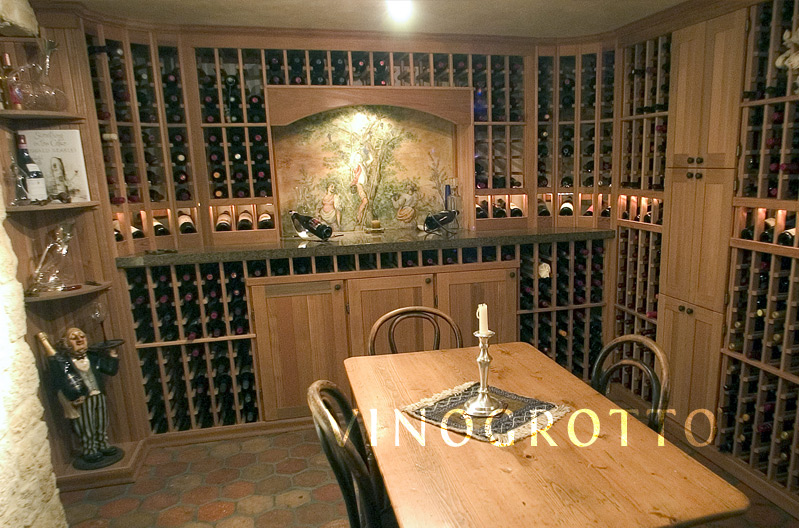 Custom Wine Racks And Wine Cellars From Vino Grotto
