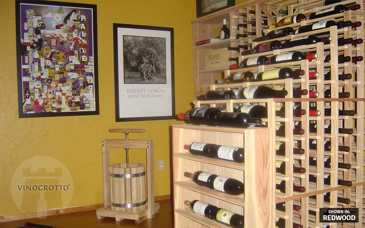 Wine cellar design services by vino grotto free 3d design for Wine grotto design