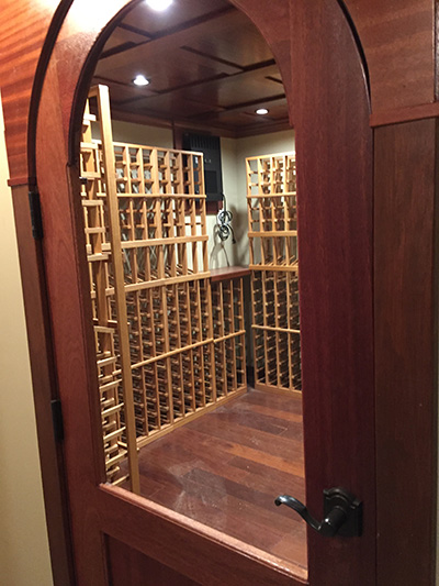 Vino Grotto Premium Wine Cellars Wine Racks