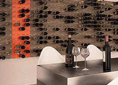 Modern Wine Displays