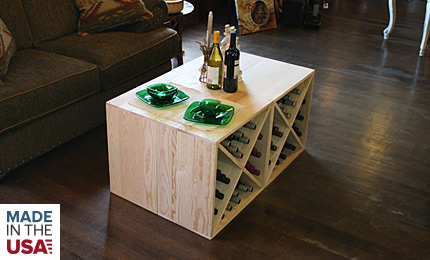 Wine Storage Cubes by Vino Grotto