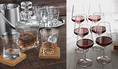 Glassware and Glasses