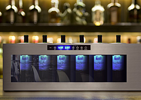 Il Romanzo - Open Bottle Wine Coolers