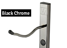 Black Chrome Finish