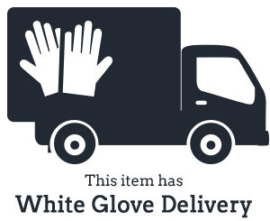This item has White Glove Delivery