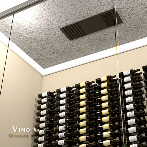 Active wine cellar