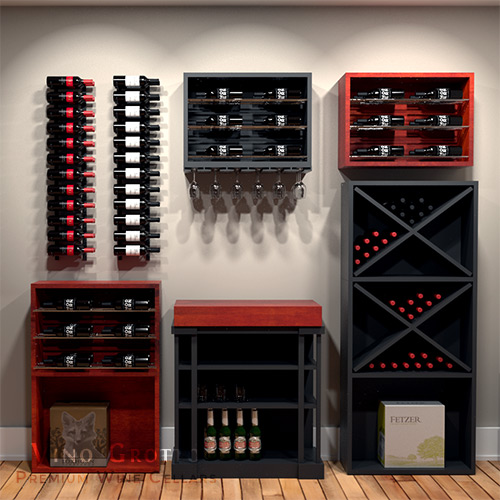 Show-Off Wine Collector Wine Cellar