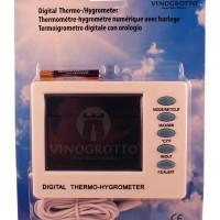 Wine Cellar Thermometer Hygrometer