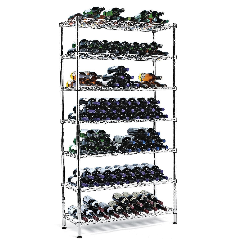 Wine Rack Metal : Wine Racks