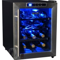 NewAir AW-121E – 12 Bottle Thermoelectric Wine Cooler