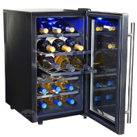 NewAir AW-181E Bottle Thermoelectric Wine Cooler