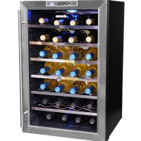 NewAir AW-281E - 28 Bottle Thermoelectric Wine Cooler