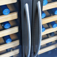 NewAir AW-321ED - 32 Bottle Dual Zone Thermoelectric Wine Cooler
