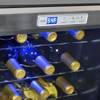 NewAir AWC- 270E – 27 Bottle Compressor Wine Cooler