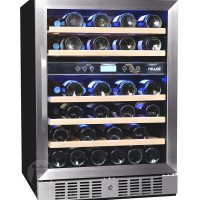NewAir AWR-460DB 46 Bottle Wine Cooler