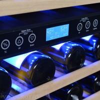 NewAir AWR-460DB 46 Bottle Wine Cooler