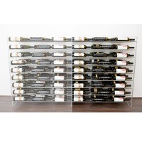 Vintage View 4 ft Evolution Extension Rack - 81 Bottles
