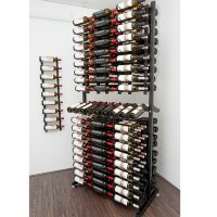 Vintage View 7 Foot - 288 Bottle Island Display Package - VV-IDR7