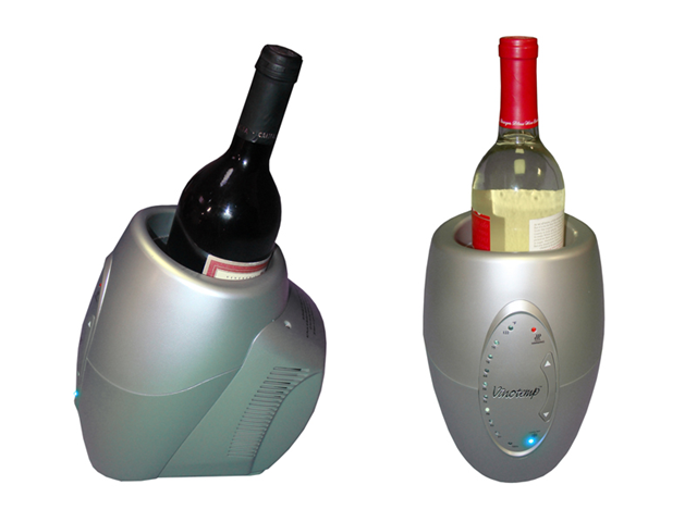 Single Bottle Wine Chiller/Warmer