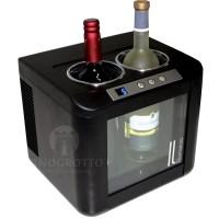 Il Romanzo 2-Bottle Open Wine Cooler