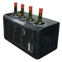 Il Romanzo 4-Bottle Open Wine Cooler