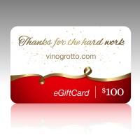 $100 eGift Card - appreciation Showcase