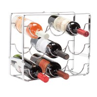 16 Bottle Swell Wine Rack