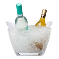 Party bucket wine chiller