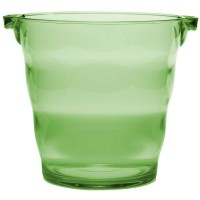 Plastic Green wine chiller