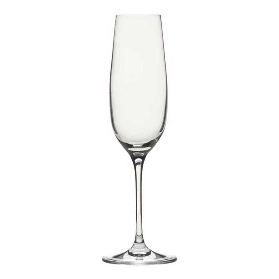 champagne flute height