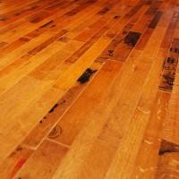 Cooperage - Wine Barrel Flooring