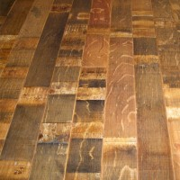 Barrel Stave - Wine Barrel Flooring