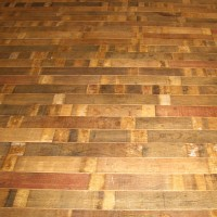 Barrel Stave - Wine Barrel Flooring