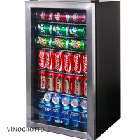 NewAir AB-1200 Beer and Beverage Cooler (126 Cans)