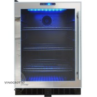 Vinotemp 54 Mirrored Touch Screen Beer and Beverage Center