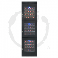 Vinotemp Cava Series - 48-Bottle Wine Cellar in Espresso