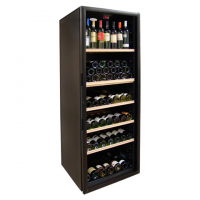 Vinotemp VinoCellier Glass Door Wine Cabinet