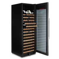N'FINITY PRO HDX RED Wine Cellar (Stainless Steel Door)