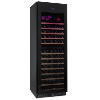 N'FINITY PRO HDX 166 Dual Zone Wine Cellar (Full Glass Door)