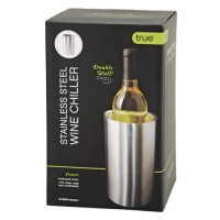 Stainless Steel Single Bottle Wine Chiller