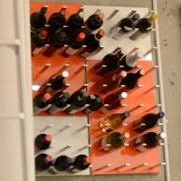 STACT Wine Rack - Electric Orange