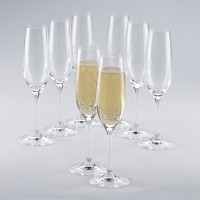 Fusion Classic Champagne Bonus Pack (Set of 6 + 2 Free)